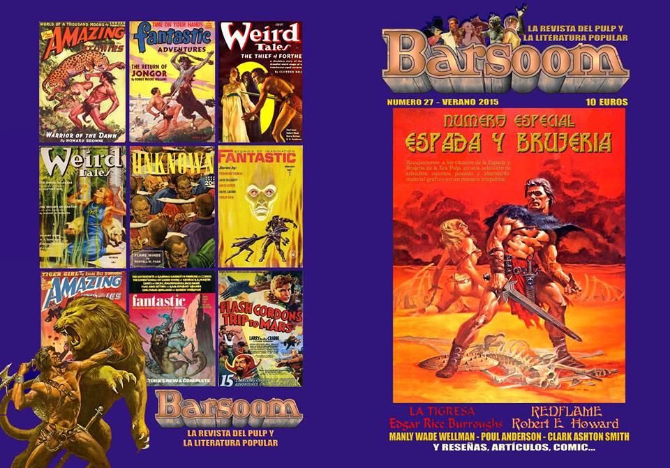 Literatura de Serie B  - Página 2 Barsoom