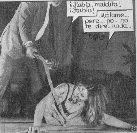 El sadismo, marca de fábrica de Killing